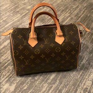 Genuine Louis Vuitton Speedy Bag